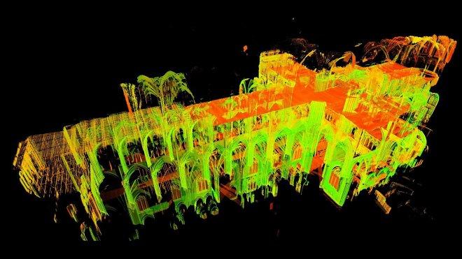 Собор Парижской Богоматери восстановят по цифровой 3D-копии 3d,3d-печать,печать,Собор Парижской Богоматери
