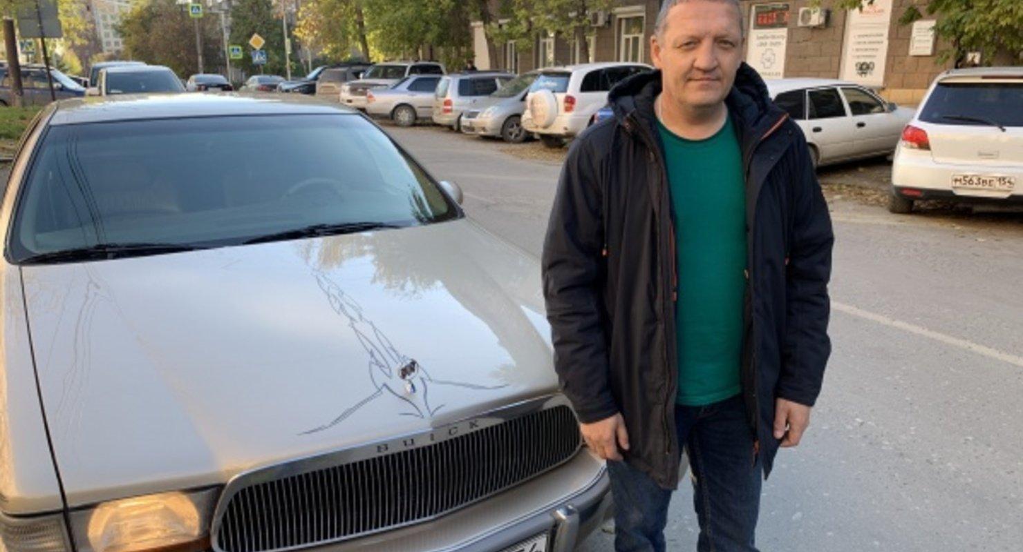 Дальнобойщик из Новосибирска гоняет по стране на американском «Бьюике» Автомобили