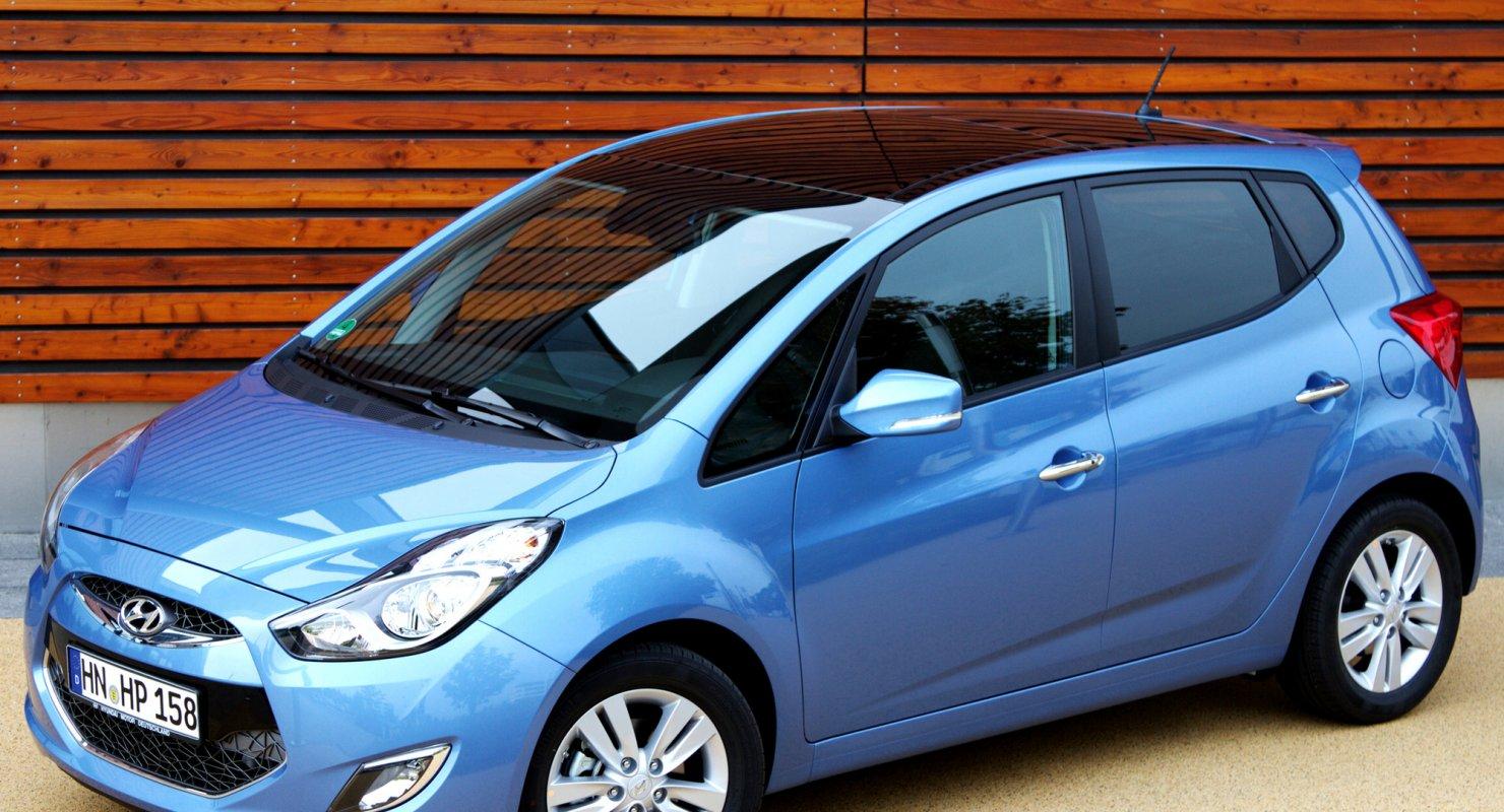 Hyundai ix20 — не такой идеальный, каким может казаться Автомобили