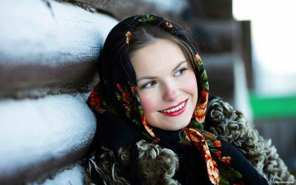 Диалог о русской женщине с женихом из Европы