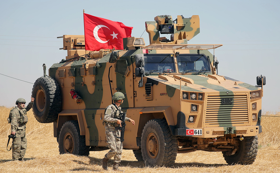 Американские военные отказались участвовать в операции Турции и покидают север Сирии