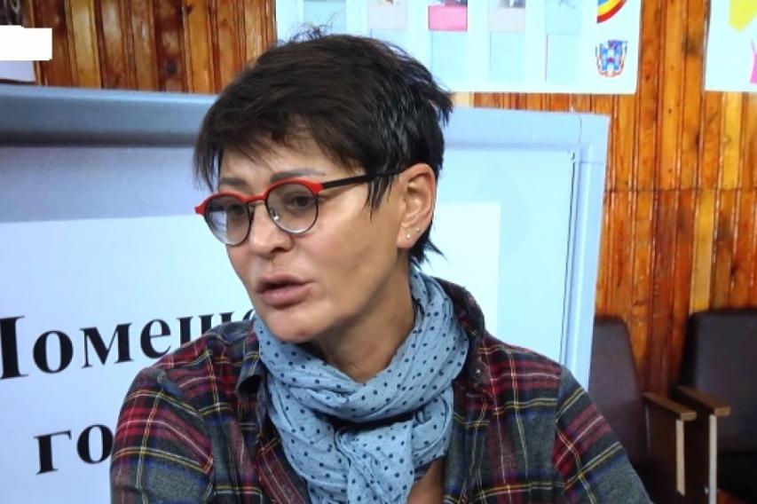 Ирина Хакамада, решившая вдруг снова, что общество нуждается в её ценных комментариях на тему геополитики