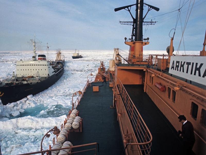 Освоение Арктики будет носит…