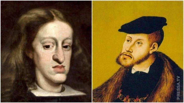 Королевские кровосмесительные браки и их последствия