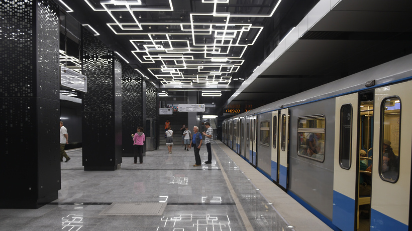 Власти Москвы прорабатывают варианты соединения Калининской и Солнцевской линий метро