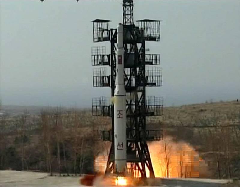 В Северной и Южной Корее состоялись запуски баллистических ракет