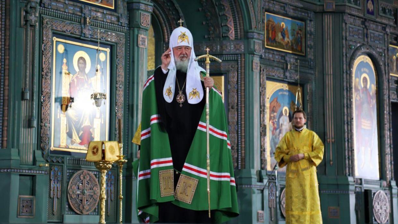 Патриарх Кирилл прибыл в Петербург на праздник перенесения мощей Александра Невского Общество