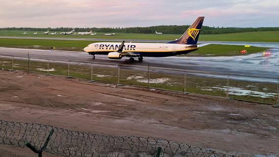 Марин Ле Пен назвала «актом пиратства» посадку самолета в Белоруссии и призвала ввести санкции ИноСМИ