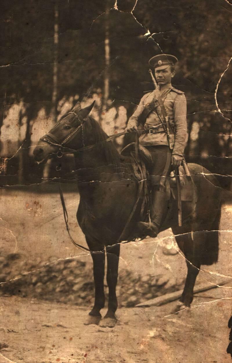 Астраханское казачество на фронтах Первой мировой. Часть 4