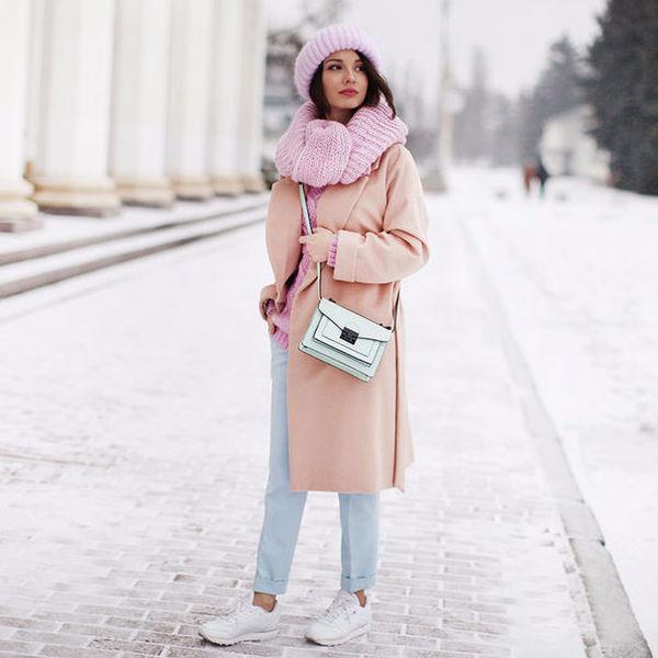 Все оттенки светлого: как носить и с чем сочетать пастельное пальто?