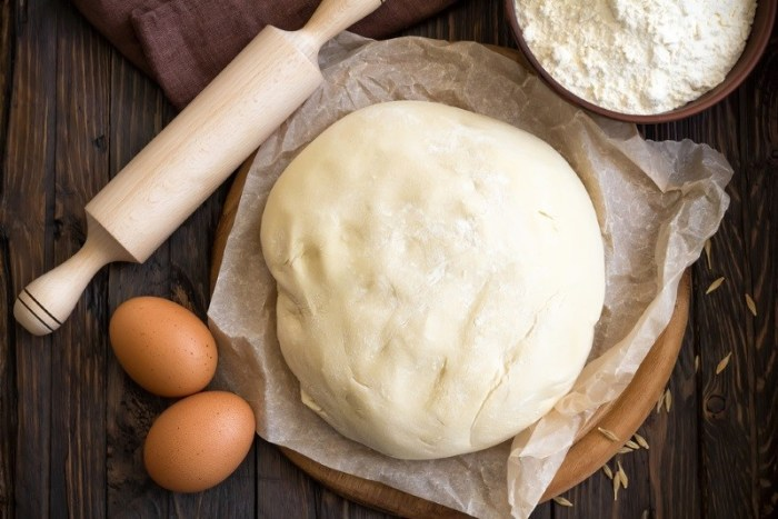 Рецепт французских круассанов без начинки