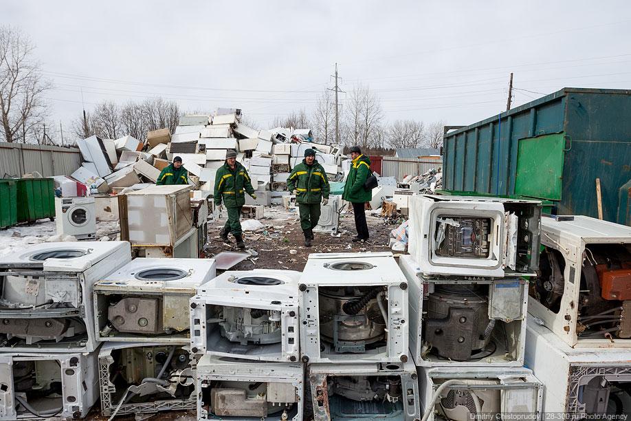 Путин предложил ввести утилизационный сбор для бытовой техники