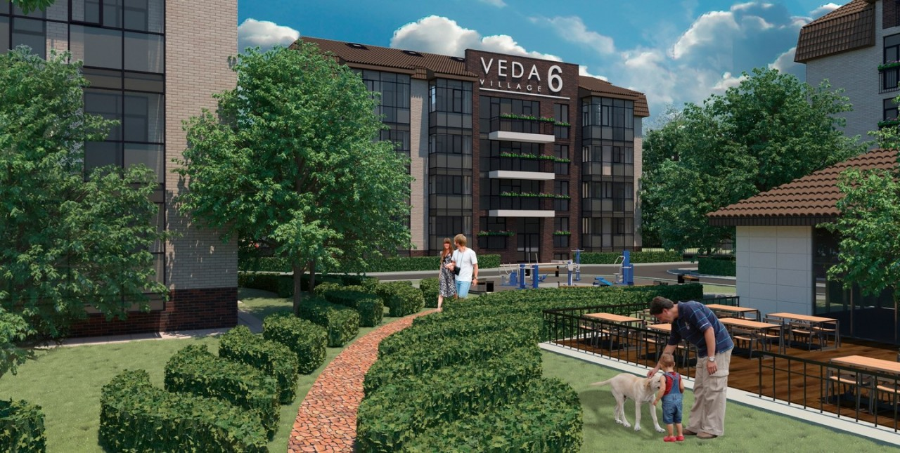 В Санкт-Петербурге появится жилой квартал для веганов