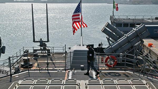 Признание американского адмирала: США зависят от поставок из России