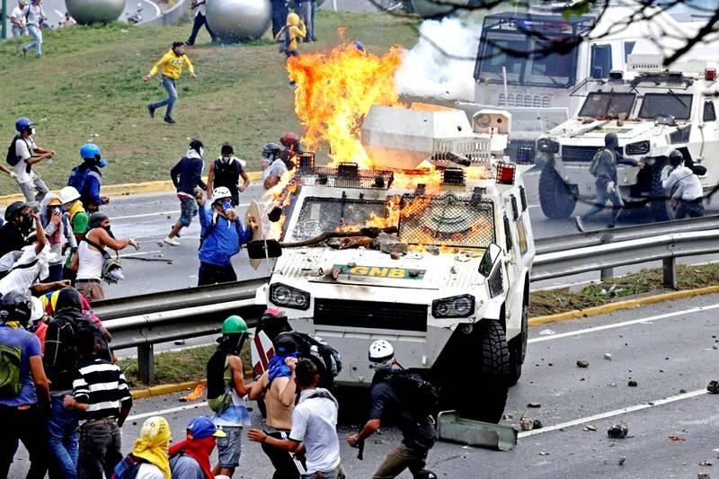 Венесуэльский разлом – тревожный звонок для России