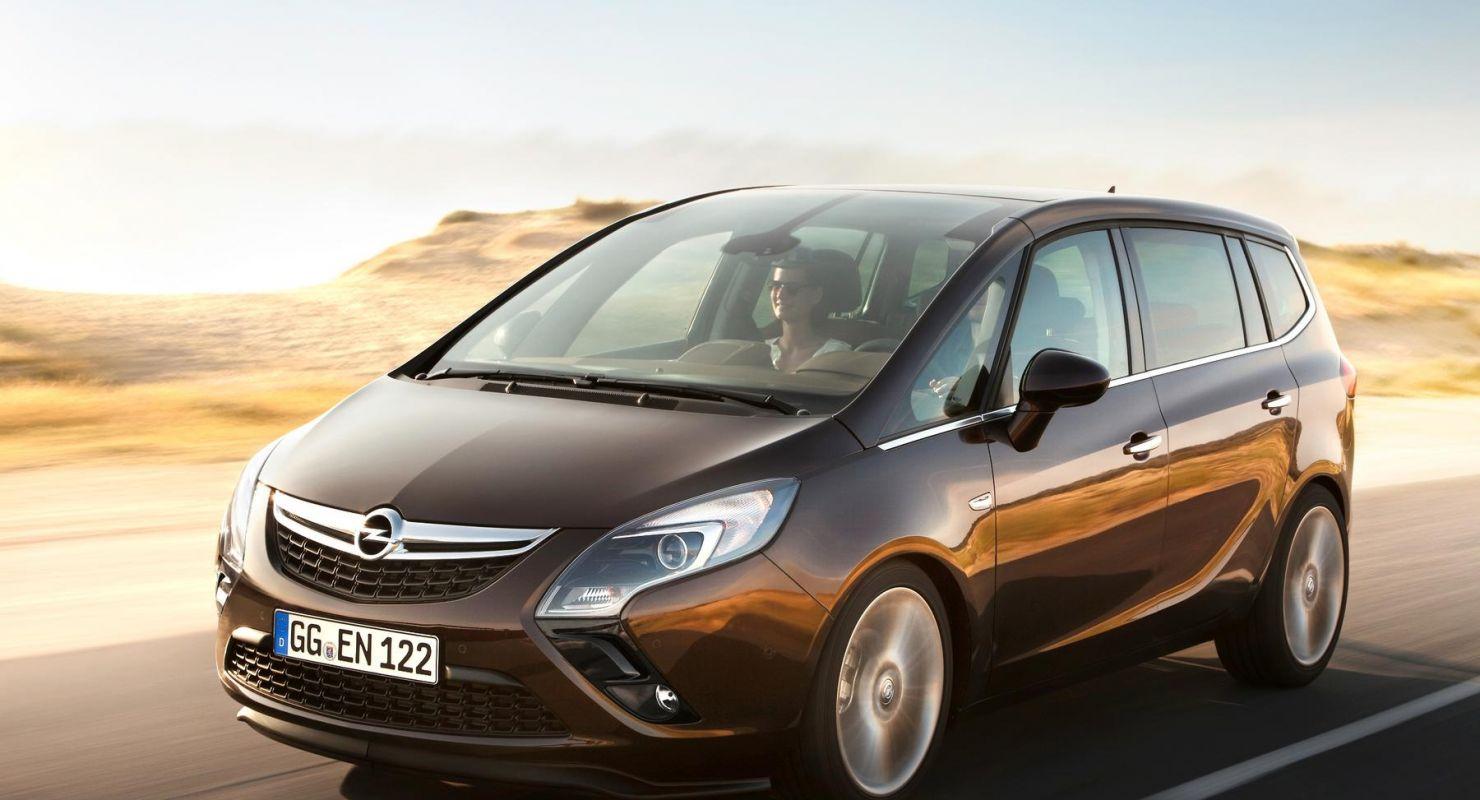 Преимущества Opel Zafira Исследования