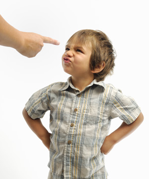 Наказание для ребенка: почему не работает? 3 ошибки родителей