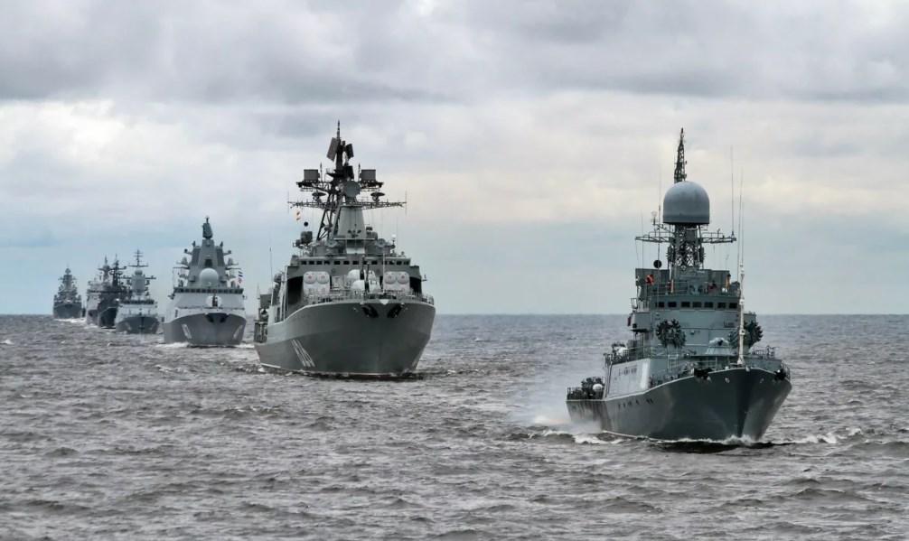 Северный щит: Россия усиливает мощь Северного флота