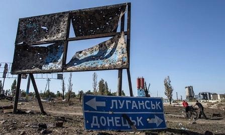 Об украинской гражданской войне и преступности сомнений украина