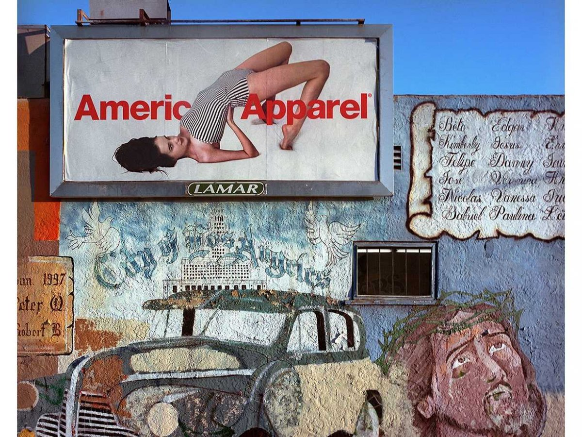 Britain Bans 'Offensive And Irresponsible' American Apparel Ads