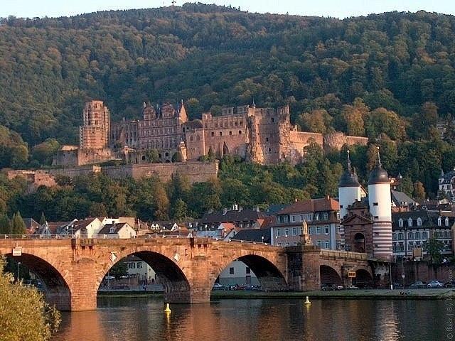 Гейдельбергский замок, Германия