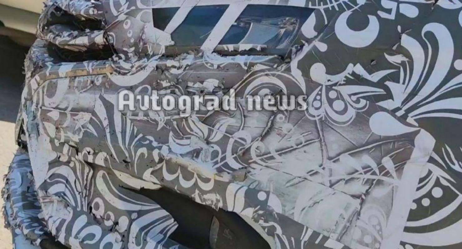 В Сеть попали новые снимки обновленной Lada Vesta Автомобили