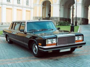 Уникальный советский ЗИЛ-410…