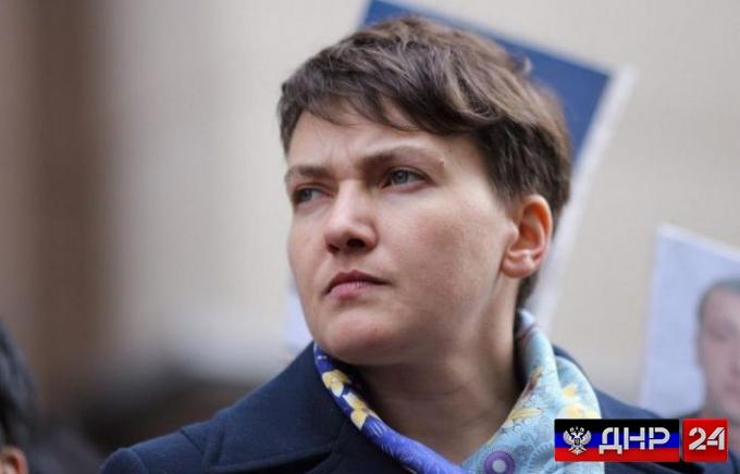 Савченко назвала имя организатора снайперов на Майдане
