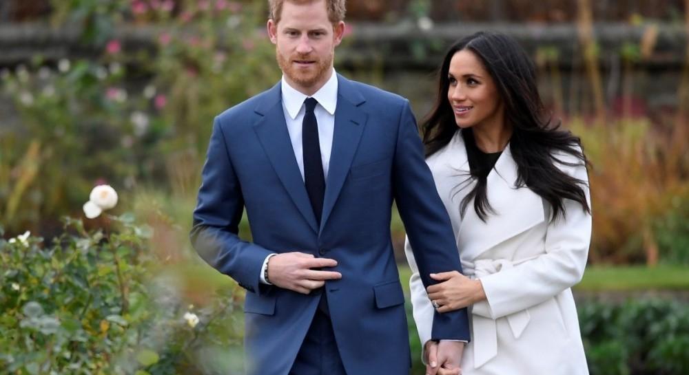 Принц Гарри женится на актри…