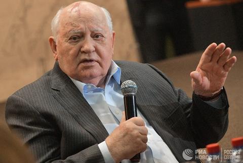 Горбачев прокомментировал решение Путина идти на новый срок