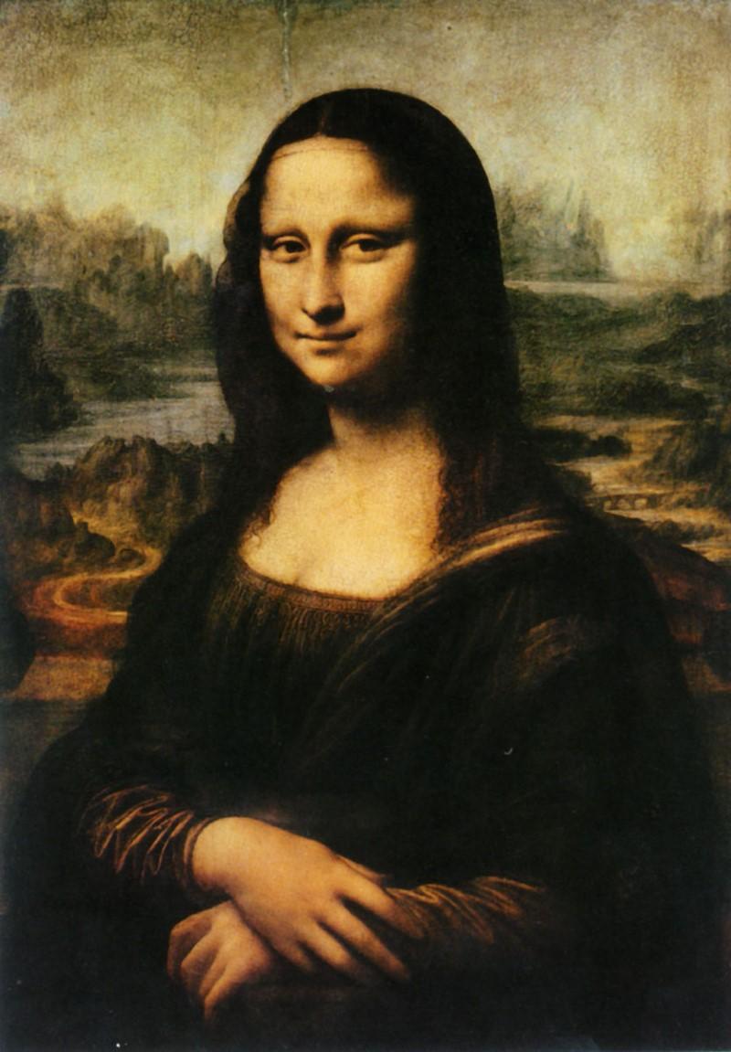 Шедевровы живописи, которые …