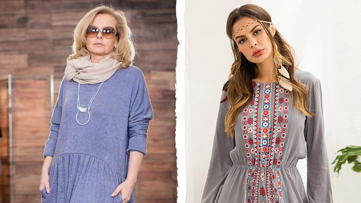 5 платьев в стиле бохо для стильных женщин: удобно, современно и красиво