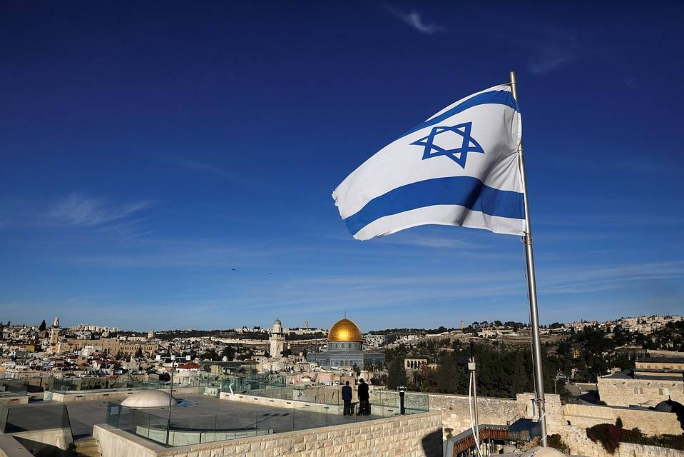 Геополитический абзац и еврейский кирдык