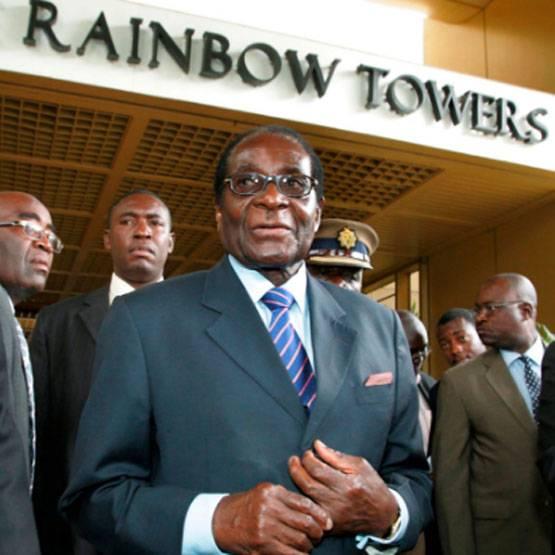 Военный переворот в Зимбабве…