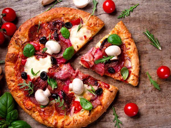 8 секретов идеальной пиццы, …