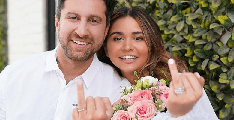 Амиран Сардаров женился на в…