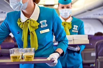 Россияне рассказали о предпочтениях в алкоголе на борту самолета