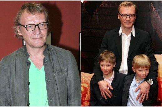 «Они для нас родные»: Алексей Серебряков рассказал о приемных сыновьях