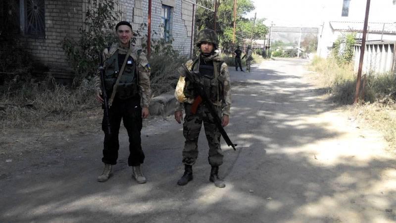 Как одесская милиция победила псковских десантников под Луганском — украинский репортаж
