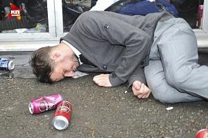 Европа: синдром алкоголика