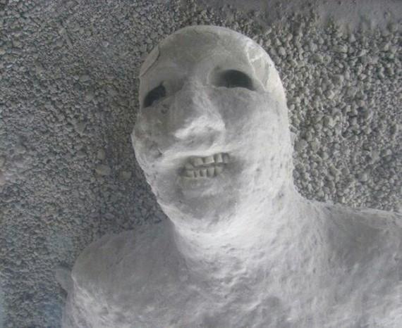 Привет из Помпей