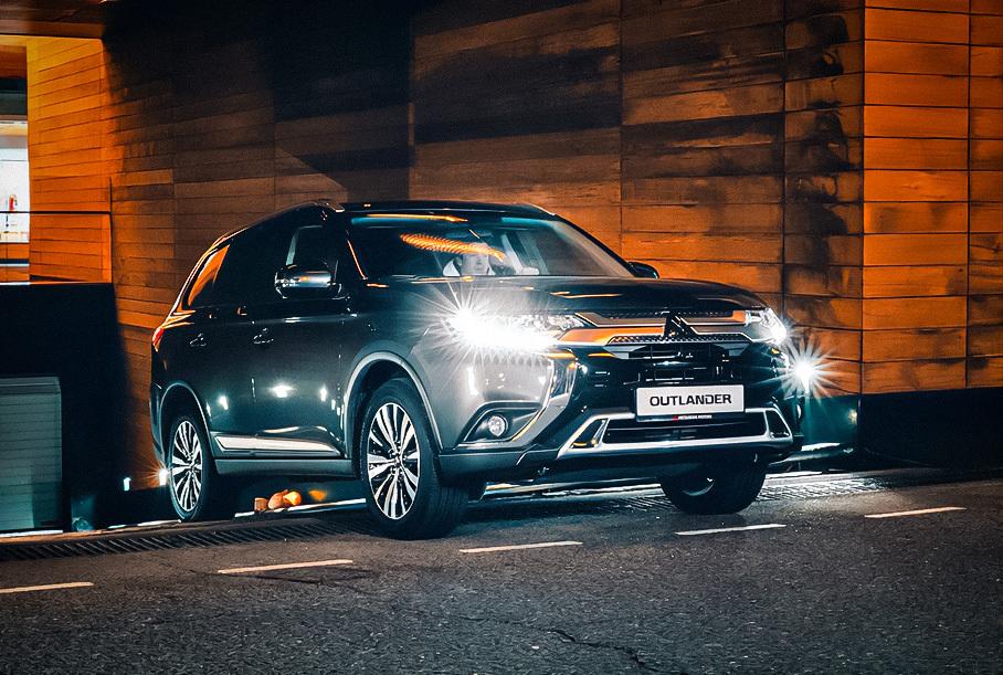 Россияне лишатся самого мощного Mitsubishi Outlander Новости
