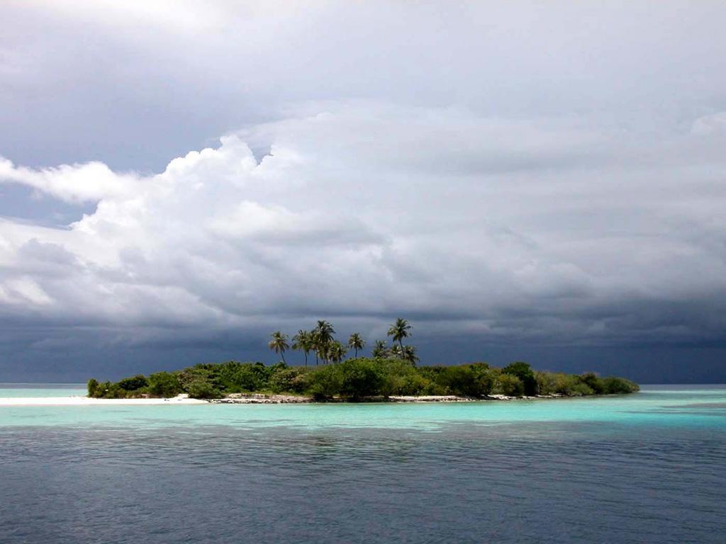 Днем медицинской, картинки островов в океане
