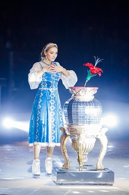 Лорак, Орбакайте, Киркоров, Рудковская, Песков и другие на премьере ледового шоу Татьяны Навки в Москве светская жизнь
