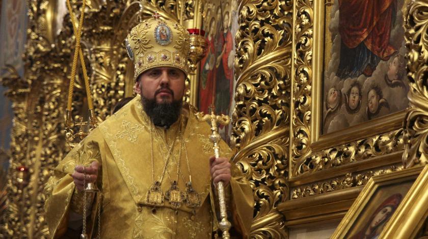 Украинская церковь пойдет на Крым