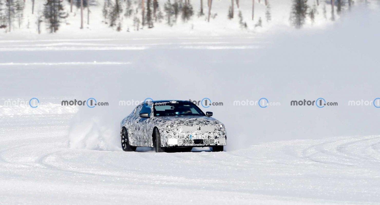 В поле зрения шпионов попал новый BMW M2 Автомобили