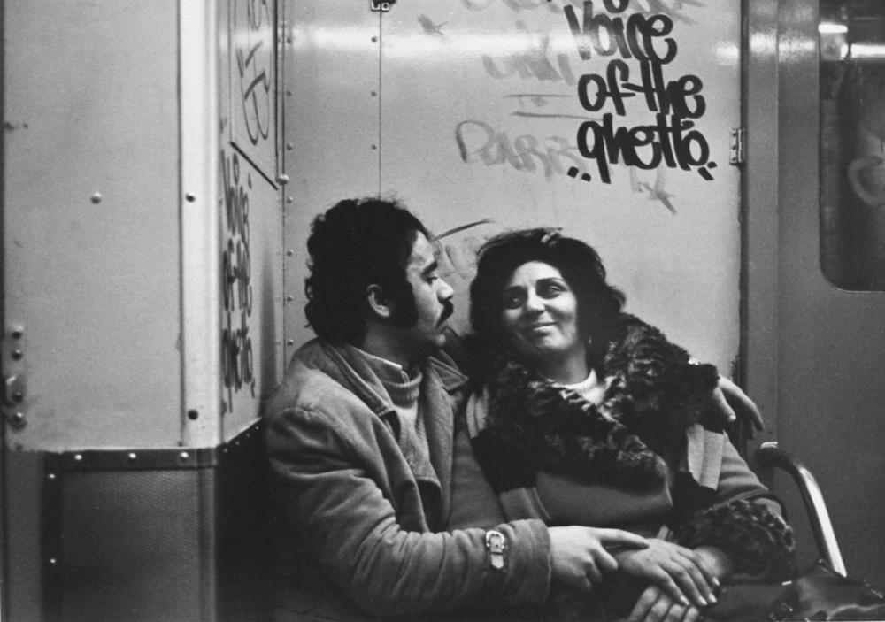 Уличная жизнь Нью-Йорка с 1930-х до 80-х годов в фотографиях Элен Левитт 31