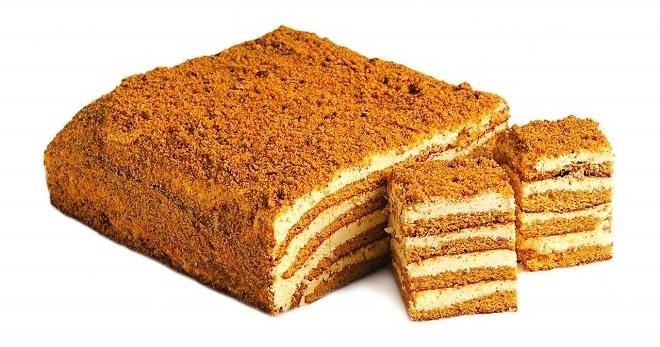 Торт без выпечки из печенья …