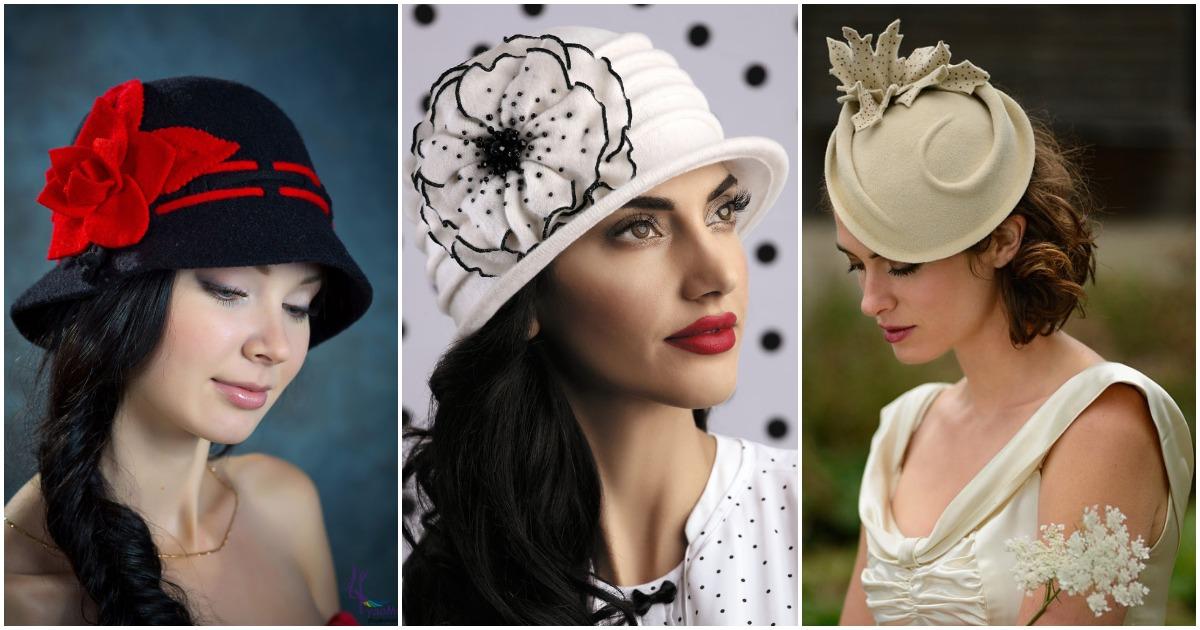 Очарование необычных шляпок — 17 идей для настоящих леди