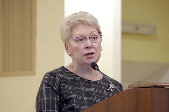 Васильева прокомментировала новый закон об образовании в Латвии